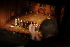德累斯顿歌剧院,奥兰多 免版税图库摄影