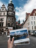 德累斯顿 免版税库存照片