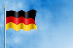 德语 皇族释放例证