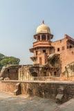 德里红堡,印度 免版税库存图片