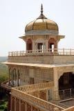 德里红堡,阿格拉,北方邦,印度 免版税图库摄影
