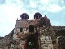 德里老堡垒  库存照片
