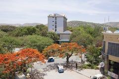 德雷达瓦,埃塞俄比亚 免版税图库摄影
