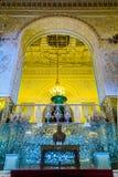 德黑兰戈莱斯坦宫殿16 免版税图库摄影