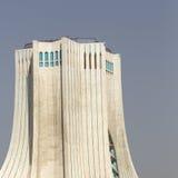 德黑兰,伊朗- 2016年10月03日:Azadi塔位于Azadi S 库存图片
