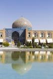 德黑兰,伊朗- 2016年10月05日:Golestan宫殿的外部  免版税库存图片