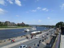 德累斯顿德国 免版税库存图片