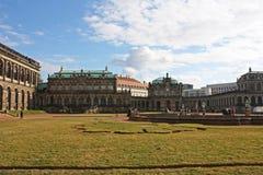 德累斯顿的风景 免版税库存图片