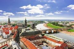 德累斯顿 免版税库存图片