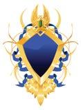 徽标 皇族释放例证