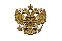 徽章俄罗斯 免版税库存照片