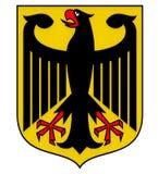 徽章德国的 免版税库存图片