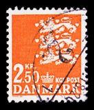 徽章,serie,大约1972年 免版税图库摄影