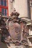 徽章巴伐利亚的 库存照片