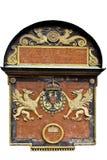 徽章费迪南德的我作为罗马的国王 图库摄影