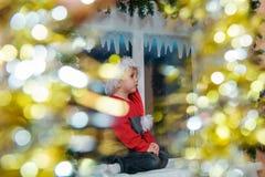 心情新年度 免版税图库摄影