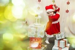 心情新年度 免版税库存图片
