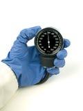 心脏收缩1血液的高压级 免版税图库摄影