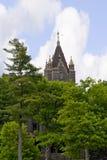 心脏海岛在1000个海岛在加拿大 免版税库存照片