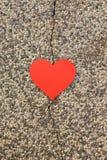 心脏爱 库存照片