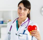 心脏病学关心、健康、保护和预防 免版税库存图片