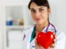 心脏病学关心、健康、保护和预防 免版税图库摄影