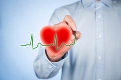 心脏病学 图库摄影