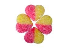 心脏糖果 图库摄影