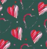 心脏被形成的冲程 图库摄影
