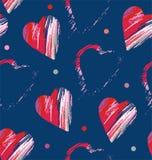 心脏被形成的冲程 库存照片