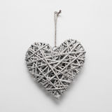 心脏装饰品 免版税库存照片