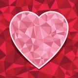 心脏装饰 库存照片