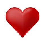 心脏象传染媒介 免版税图库摄影