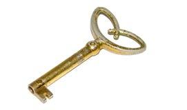 心脏钥匙 免版税库存照片