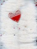 心脏,爱 图库摄影