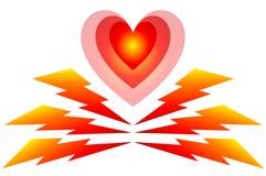 心脏 免版税库存图片