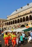 志愿者天在帕多瓦,意大利 免版税库存照片
