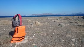 志愿Kos,希腊 免版税库存照片