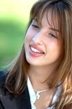 快乐的妇女年轻人 库存照片