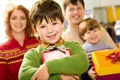 快乐的年轻人 免版税库存图片