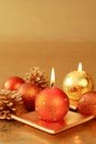 快活的圣诞节 图库摄影