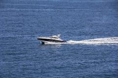 快速汽艇 免版税图库摄影