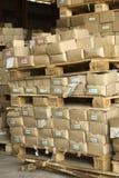 快速的货物 免版税库存照片