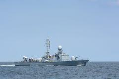 快速攻击艇P6122美洲狮 库存图片
