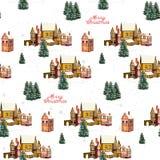 快活圣诞节的例证 皇族释放例证