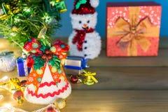 快活的圣诞节 免版税图库摄影