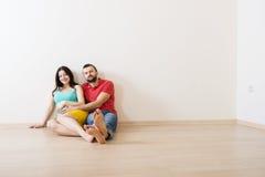 怀孕的夫妇 图库摄影