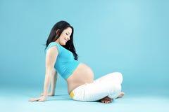 怀孕 免版税库存照片