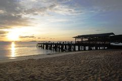 Samed海岛(rayong泰国) 库存图片