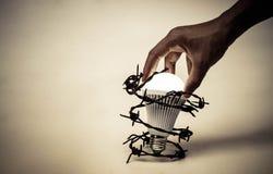 思想自由和想法 图库摄影